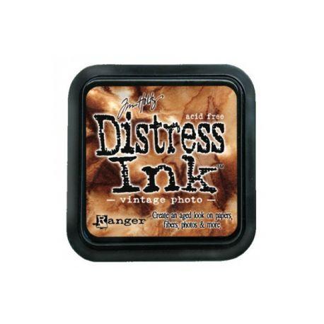 Tinta Distress Ink Vintage photo Tim Holtz