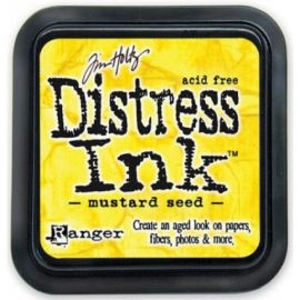 Tinta Distress Ink Mustard Seed Tim Holtz
