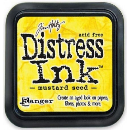 Tinta Distress Ink Mustard Seed Tim Holtz