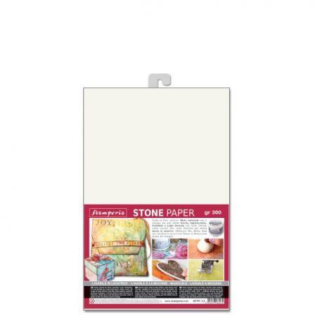 Stone Paper Stamperia A3
