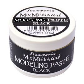 Modeling Paste Stamperia Negra 150ml