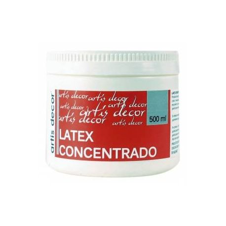 Latex concentrado Artis Decor 500ml