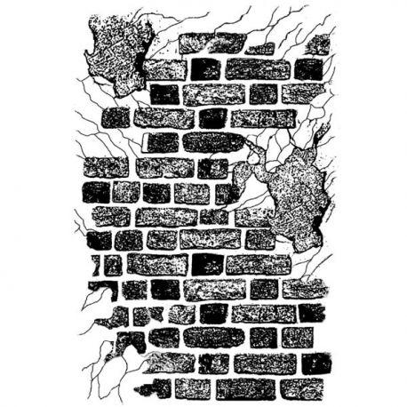 Sello de alta definición Muro Stamperia