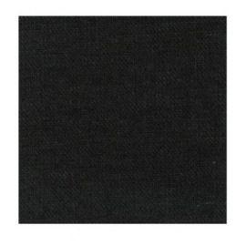 Tela de encuadernar negra 50x100cm