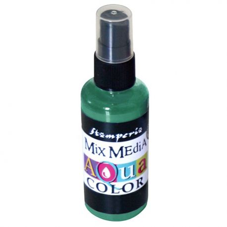 Aqua Color Spray Dark Green