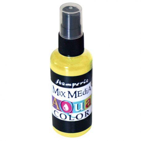 Aqua Color Spray Yellow
