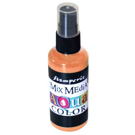 Aqua Color Spray Orange