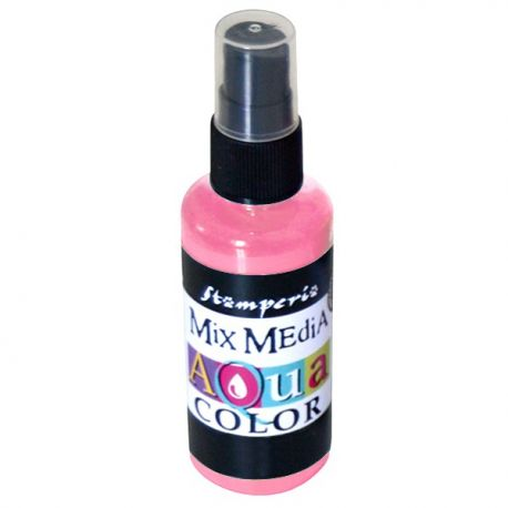 Aqua Color Spray Baby Pink