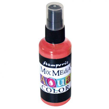 Aqua Color Spray Rouge