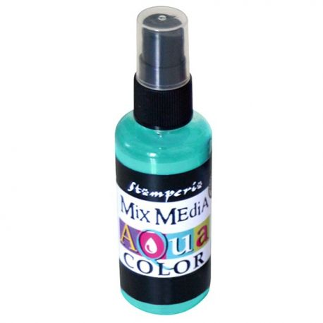 Aqua Color Spray Turquoise