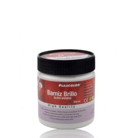 Barniz brillo - Gel medium plascolor