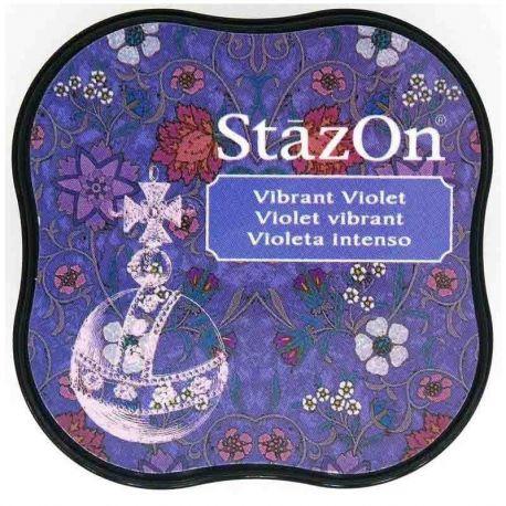 Tinta Stazon Violeta intenso