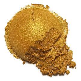 Pigmento en polvo Oro
