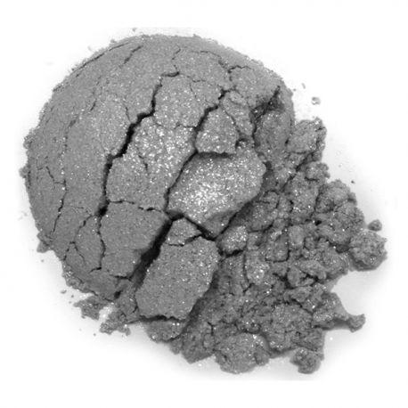Pigmento en polvo Plata