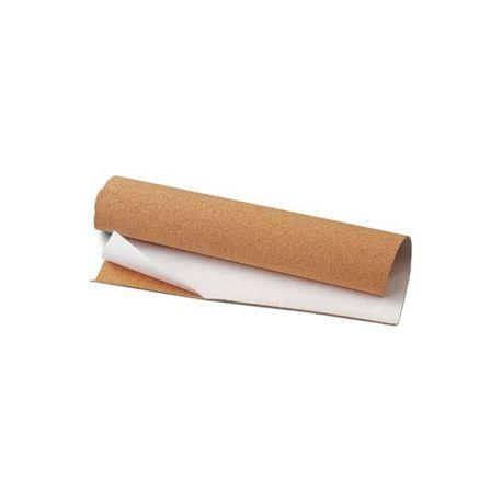 rollo de corcho adhesivo de 38x56cm la tienda de las
