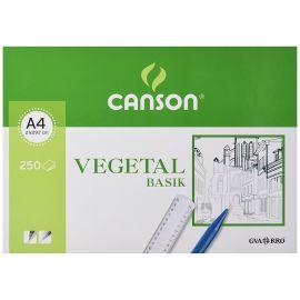 Papel vegetal Canson A4 90gr