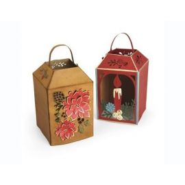 Troquel Sizzix THINLITS Winter Lantern