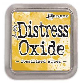TintaDistress Oxide Fossilized Amber