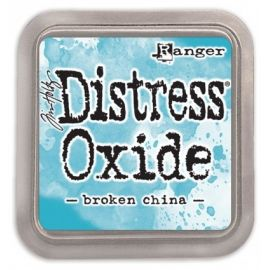 TintaDistress Oxide Broken China