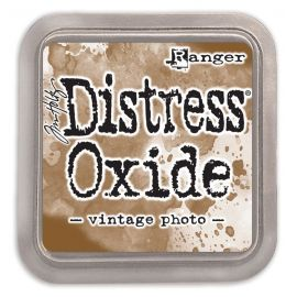 TintaDistress Oxide Vintage Photo