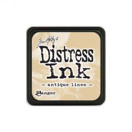 Tinta Distress Ink Antique linen Tim Holtz MINI