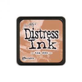 Tinta Distress Ink Tea Dye Tim Holtz MINI