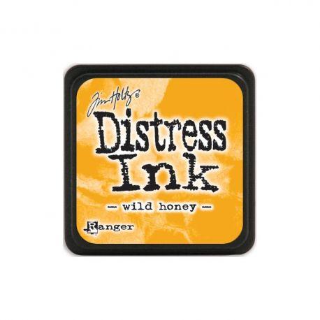 Tinta Distress Ink Wild Honey Tim Holtz MINI