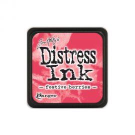 Tinta Distress Ink Festive Berries Tim Holtz MINI