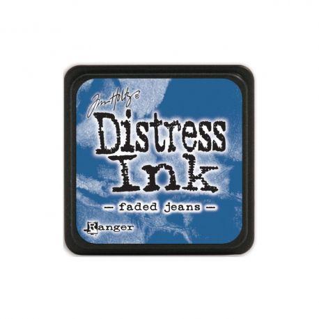 Tinta Distress Ink Faded Jeans Tim Holtz MINI