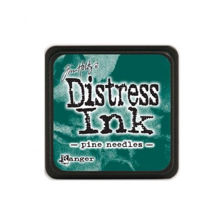 Tinta Distress Ink Pine Needles Tim Holtz MINI