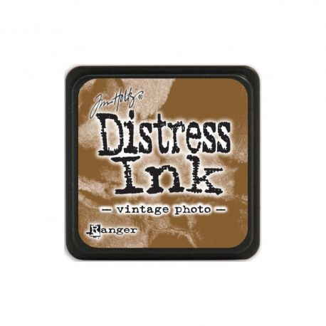 Tinta Distress Ink Vintage Photo Tim Holtz MINI