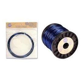 Hilo magico 1.5mm Magic Wire Azul Marino neo bisuteria