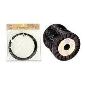 Hilo magico 1.5mm Magic Wire Negro neo bisuteria