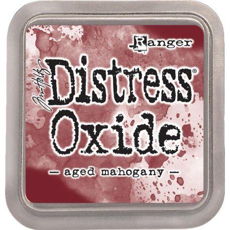 TintaDistress Oxide Aged Mahogany