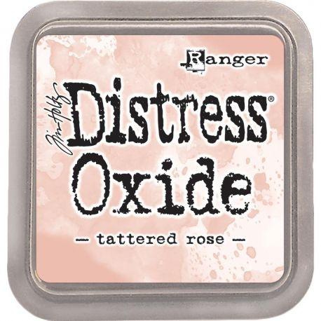 TintaDistress Oxide Tattered Rose
