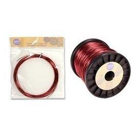 Hilo magico 1.5mm Magic Wire Rojo neo bisuteria