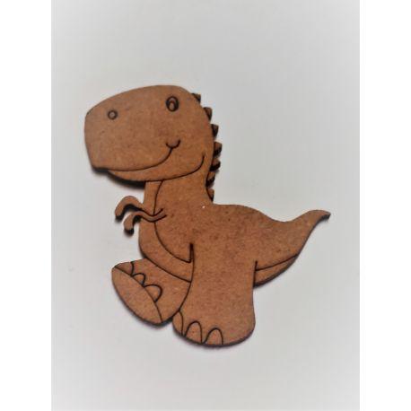 Silueta Dinosaurio