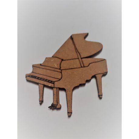 Silueta Piano