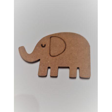 Silueta Elefante