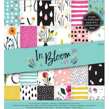 Papel Docrafts In Bloom