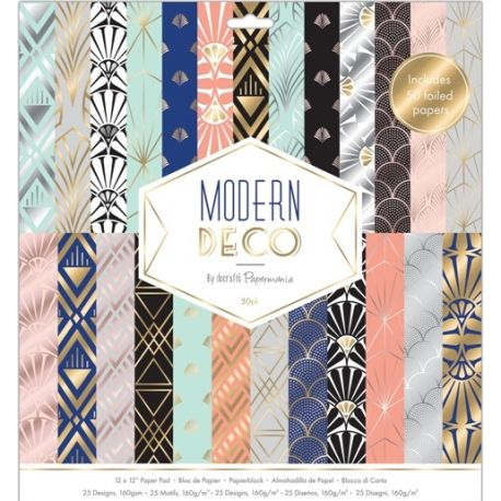 Papel Docrafts Modern Deco