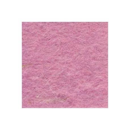 Fieltro 30x42cm 3mm rosa claro