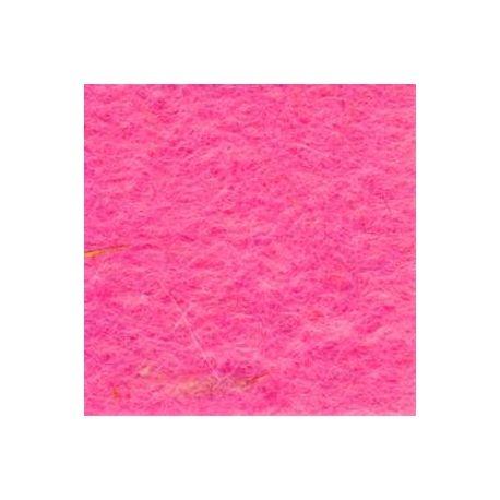 Fieltro 30x42cm 3mm Rosa intenso