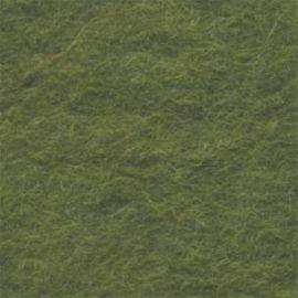 Fieltro 30x42cm 3mm Verde militar