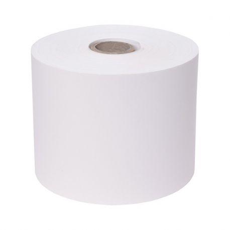 Cinta de papel engomada blanca