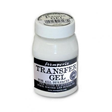 Transfer gel stamperia