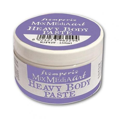 Heavy body paste 100gr stamperia