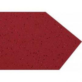 Goma eva carcoma 60x40 2mm Rojo