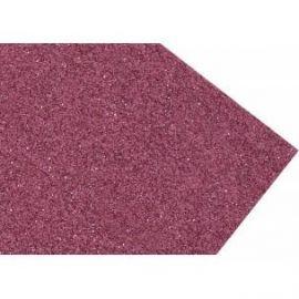 Goma eva super glitter 60x40 2mm  Rosa