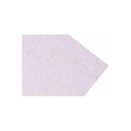 Goma eva super glitter 60x40 2mm Blanco